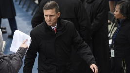 Whistleblower: Flynn Texted About Sanctions at Inauguration