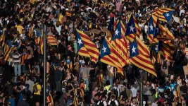 Catalans Protest Sedition Case, Court Declares Vote Illegal