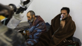 Chlorine Used in Syrian Town of Saraqeb: Int'l Watchdog