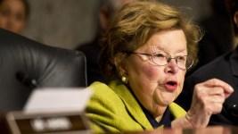 Sen. Barbara Mikulski, Powerful Md. Democrat, Won't Seek Reelection