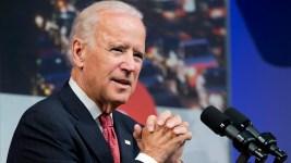 Biden Speaks at Naval Academy Graduation