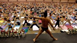 Hot Bikram Yoga Can't Copyright Poses: Court