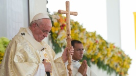 Pope Urges Latin Americans to Spread the Faith