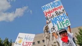 Tribe Asks DOJ to Intervene in Dakota Access Pipeline