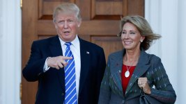 DeVos Pledges Not to Undo Public Education, Pushes Choice