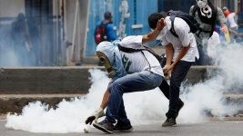 Venezuela Officials Say at Least 12 People Killed Overnight