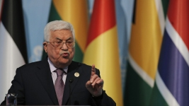 Abbas Says UN Should Replace US as Mideast Mediator