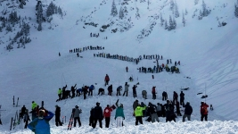 Mass. Resident ID'd as Skier Killed in NM Avalanche