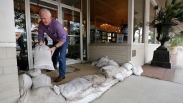 S.C. Floods Still Threaten Coastal Towns