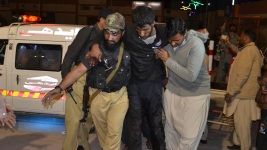 Pakistani Officials Say 59 Police Trainees Killed in Attack