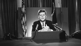 On His Centennial, JFK Being Honored With New Stamp, Exhibit