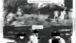 Pentagon Releases Photos of Alleged Detainee Abuse