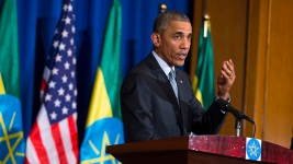 Obama to Ethiopia Leaders: Curb Opposition Crackdowns