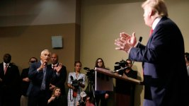'I'm Not a Bully': Trump Defends Ejecting Anchor