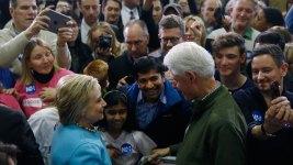 Bill Clinton: 'Sometimes ..I Wish We Weren't Married'