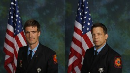 2 Firefighters Killed Battling Delaware Blaze