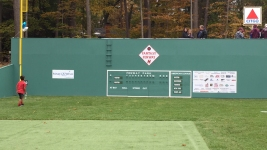 Make-A-Wish Builds 'Fantasy Fenway' in 10-Year-Old Fan's Yard