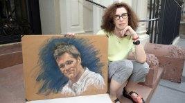 Tom Brady Sketch Artist Unveils New Brady Portrait