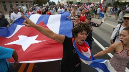 Cuban-Americans in Florida Expect Little Change After Castro