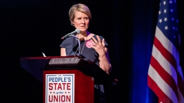 Cynthia Nixon Announces Run for Governor of New York
