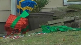 Woman Tries to Run Over Holiday-Decorating Ex: Police