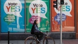 Ireland Votes on Gay Marriage