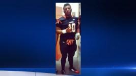 NJ High School Football Star Shot, Killed Near Home