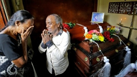 As Sri Lanka Mourns, ISIS Claims Easter Bombings