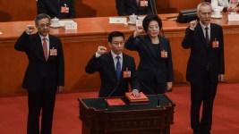 China's Economic Czar Tells US Beijing Will Defend Interests