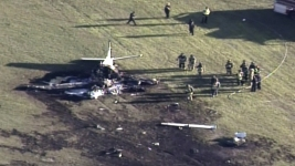 Father, Daughter Going on College Visit Die in Milwaukee Plane Crash