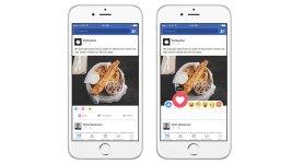 Facebook Unveils New Reactions