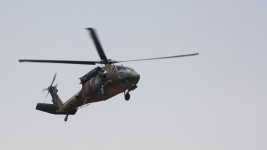 1 Dead, More Hurt in US Military Helicopter Crash in Iraq