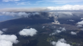 Ash Cloud Over Hawaii Volcano Prompts Code-Red Warning