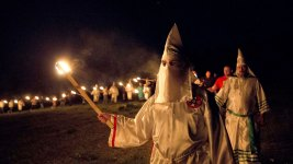 White Supremacists? Not Exactly, KKK and Other Groups Claim