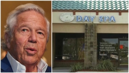 31 Customers Videotaped at Kraft-Connected Spa Sue Authorities