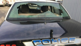 'He Has a Gun!': Civilian Shot at During Police Ride-Along