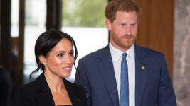 Meghan Markle, Prince Harry Expecting 1st Child