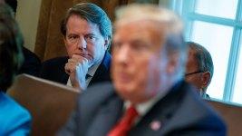 Democrats Subpoena Former White House Lawyer McGahn
