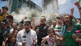Mexico's World Cup Quake Doesn't Shake Out: Seismologists