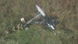 2 Killed in Small Plane Crash in South Florida Marsh