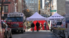 Bodies of 2 Men Found at NYC Explosion Site