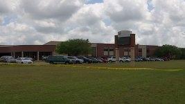 School Year Begins at Texas High School Where Gunman Killed 10