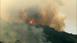 Big Sur Fire in California Keeps Growing