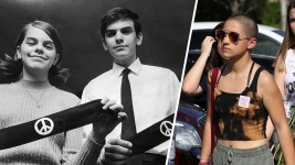 '60s Activists Praise Today's 'Creative' Student Protesters