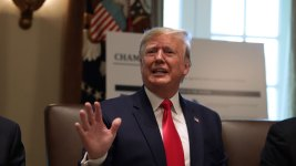 Trump Blames 'Phony Emoluments Clause' for Scrapped G-7 Plan