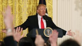 Fact Check: Trump Makes Familiar False Claims at Presser