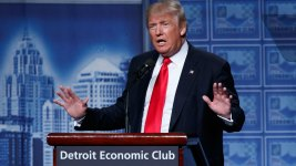 Trump's History Undermines New Outreach to Black Voters