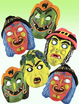 Movie-Monster Masks