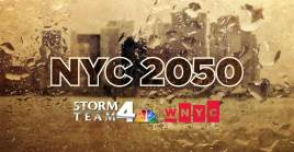 #NYC2050: Climate Change in NYC