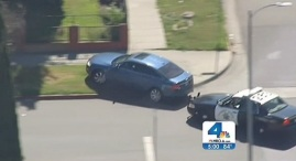 Dramatic SoCal Police Pursuits